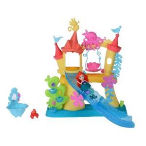 ディズニープリンセス リトルキングダム アリエルの海のお城|kitasuma-store