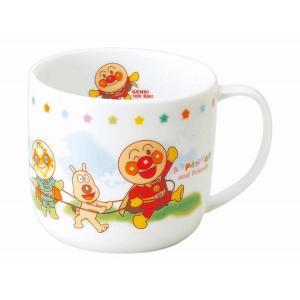 ハッピーシリーズ Happy Series アンパンマンハッピー(フレンズ)軽マグ 食器|kitchen-garden