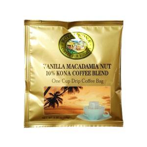 ロイヤルコナコーヒー バニラマカダミアナッツ ワンドリップタイプ 輸入食品|kitchen-garden