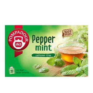 ポンパドール ペパーミントリーフ 20TB 輸入食品 kitchen-garden
