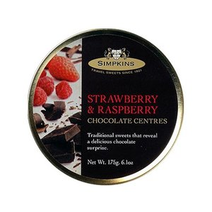 シンプキン ストロベリー・ラズベリーチョコ プチギフト  輸入食品 kitchen-garden