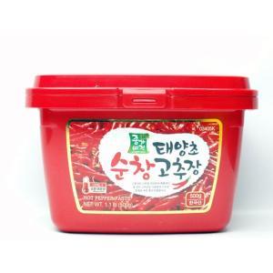 宗家秘伝 スンチャン コチュジャン 輸入食品  YDKG|kitchen-garden