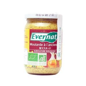エバーナット 有機粒マスタード 輸入食品|kitchen-garden