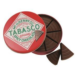 タバスコ スパイシーダークチョコレート  プチギフト  輸入食品 kitchen-garden