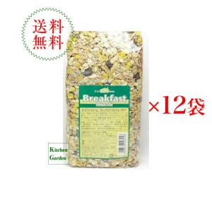 カントリーファーム ブレックファーストミューズリー 750g1ケース(12袋入り)1袋あたり515円 朝食 輸入食品|kitchen-garden
