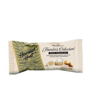 ハワイアンホスト マカダミアナッツチョコ ホワイト 2P プチギフト  輸入食品 kitchen-garden