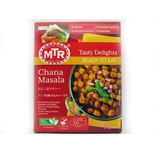 MTR ひよこ豆のカレー(チャナマサラ) 輸入食品|kitchen-garden