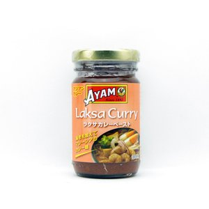 アヤム ラクサカレーペースト 輸入食品|kitchen-garden