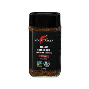 マウントハーゲン 有機インスタントコーヒー 100g 輸入食品|kitchen-garden