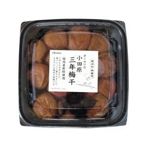 オーサワ 小田原三年梅干 朝食 |kitchen-garden