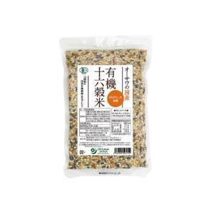 オーサワ 九州産有機十六穀米|kitchen-garden