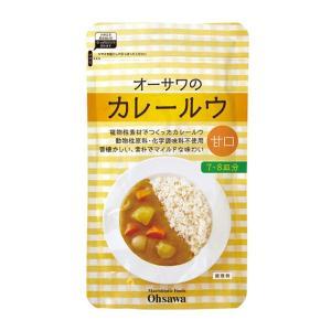 オーサワ カレールウ(甘口)|kitchen-garden