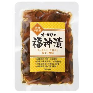 オーサワ 福神漬|kitchen-garden