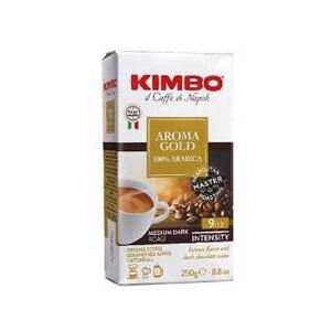 キンボ KIMBO エスプレッソ粉 ゴールド 250g 輸入食品|kitchen-garden
