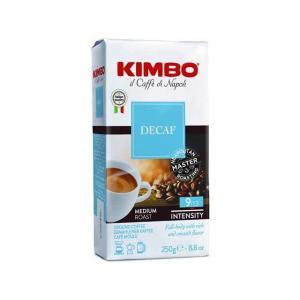キンボ KIMBO エスプレッソ粉 デカフェ 250g 輸入食品|kitchen-garden