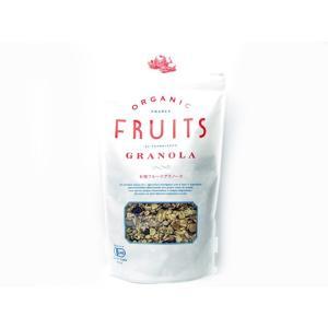 エルサンク 有機フルーツグラノーラ 輸入食品|kitchen-garden