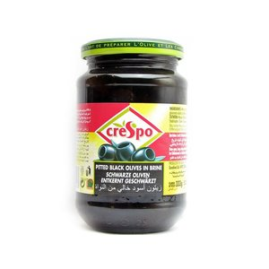 クレスポ ブラックオリーブ 種抜き 輸入食品|kitchen-garden