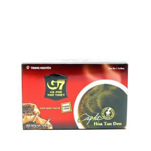 チュンゲン G7インスタントブラックコーヒーベトナムコーヒー 2g×15P TRUNG NGUYEN 輸入食品|kitchen-garden