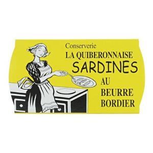 ラ ギブロネーズ ボルディエバターサーディン 輸入食品 kitchen-garden