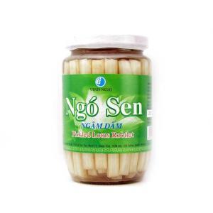 ハス茎の酢漬け 輸入食品