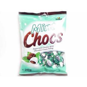 チョコクリームのフィリングが入った、爽やかなミントキャンディーです。  内容量 200g 原産国名 ...