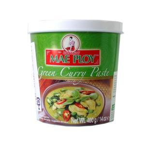 メープロイ グリーンカレーペースト 400g 輸入食品|kitchen-garden