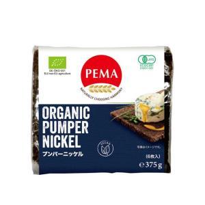 ペーマ 有機プンパーニッケル 7枚入り 輸入食品|kitchen-garden