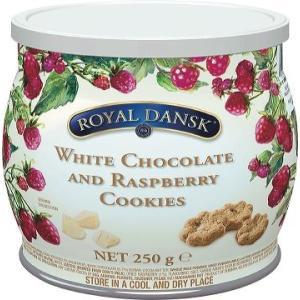 ロイヤルダンスク ホワイトチョコ&ラズベリークッキー プチギフト  輸入食品 kitchen-garden
