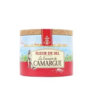 サラン カマルグ フルール ド セル 125g 入食品|kitchen-garden