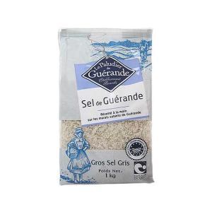 セルマランドゲランド ゲランドの塩 あら塩 1kg 輸入食品|kitchen-garden