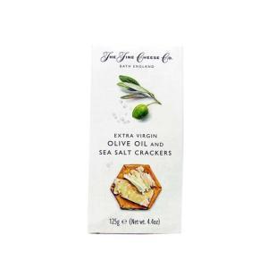 ザ・ファインチーズカンパニー オリーブオイル&シーソルトクラッカー Pick Up  輸入食品|kitchen-garden