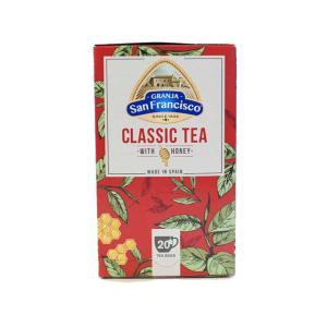 グランハ サン・フランシスコ はちみつ紅茶 輸入食品|kitchen-garden