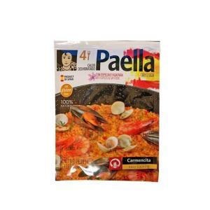 カルメンシータ シーフードパエリアの素 輸入食品|kitchen-garden