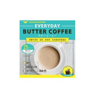 バターコーヒー 85g(約25杯分)  輸入食品|kitchen-garden
