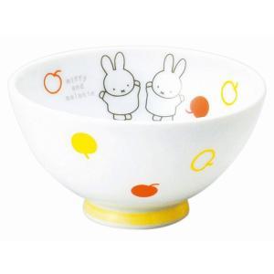 ハッピーシリーズ Happy Series ミッフィーハッピー(YE) 軽茶碗 食器
