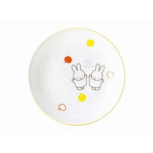 ハッピーシリーズ Happy Series ミッフィーハッピー(YE) 軽小皿 食器