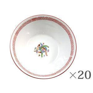 ラーメン鉢 赤 20個1個あたり594円Ramen bowl 食器|kitchen-garden