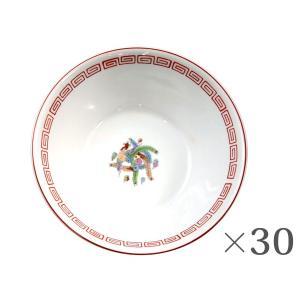 ラーメン鉢 赤 30個1個あたり573円Ramen bowl 食器|kitchen-garden