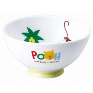 ハッピーシリーズ Happy Series くまのプーさんハッピー(YE) 軽茶碗 食器|kitchen-garden