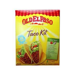 オールド・エルパソ タコスキット 輸入食品
