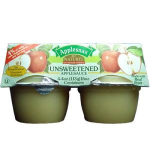 アップルスナックス アップルソース アンスィート 輸入食品|kitchen-garden