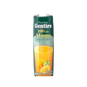 ジェンティーレ マンゴジュース 1000ml 朝食  輸入食品|kitchen-garden