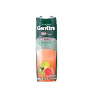 ジェンティーレ グァバジュース 1000ml 朝食  輸入食品|kitchen-garden