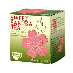ティーブティックスイートサクラティー 緑茶 桜 さくら プチギフト kitchen-garden