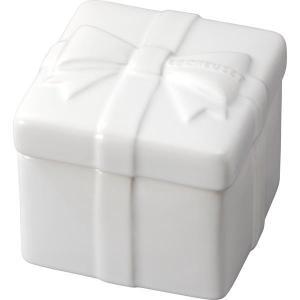 ル・クルーゼ ストーンウェア ラムカン・ギフト <ホワイト>910242-00-010|kitchen