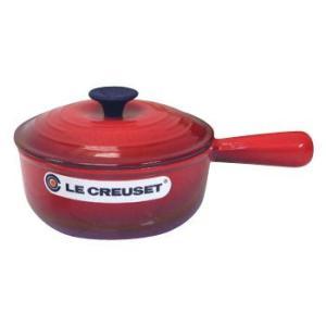 ル・クルーゼ ソースパン18cm【ルクルーゼ LeCreuset ホーロー】(2507-18)<チェリーレッド>|kitchen