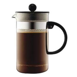 ボダム ビストロヌーボー フレンチプレス コーヒーメーカー1.0L ( 1578-01J ) 【 bodum 北欧 BODAMU 】|kitchen