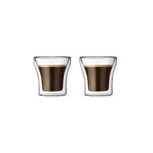bodum/ボダム アッサム ダブルウォールグラスセット90c.c.(2PCS)<4554-10>|kitchen