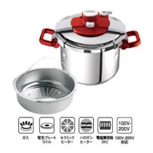 T-FAL/ティファール 圧力鍋 クリプソ モデューロ6L(P4170764) kitchen