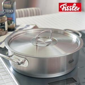 フィスラー/Fissler ニュープロコレクション シャローパン 28cm(84-373-28)|kitchen